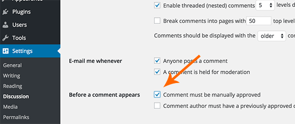 How to Block Comments SPAM on WordPress Site