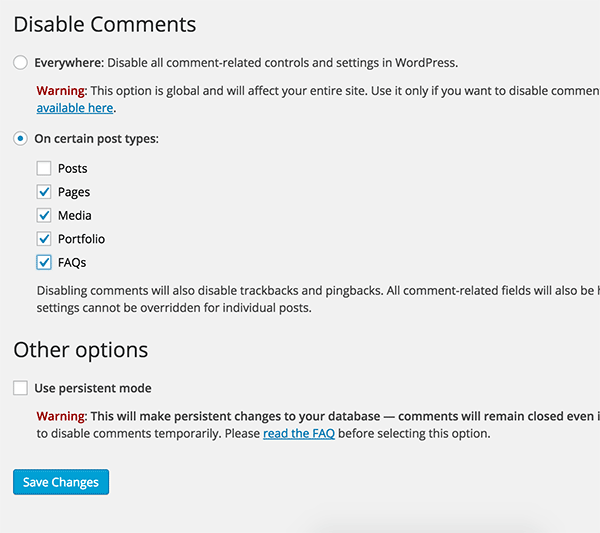 How to Block Comments SPAM on WordPress Site4